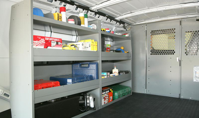Service Van Equipment